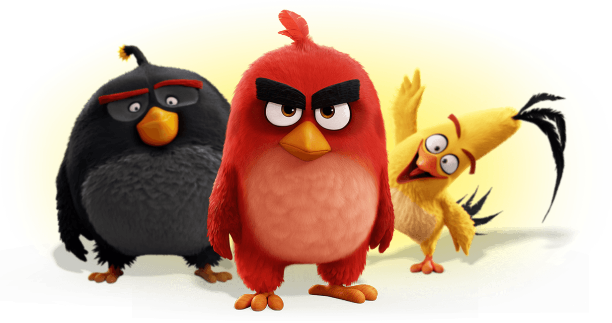 Angry Birds new banner