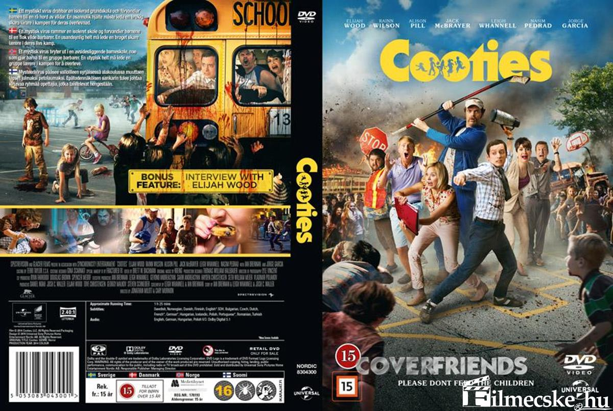 Cooties cover Filmecske.hu