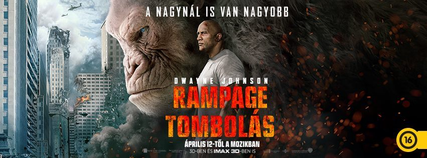 Rampage Tombolas banner