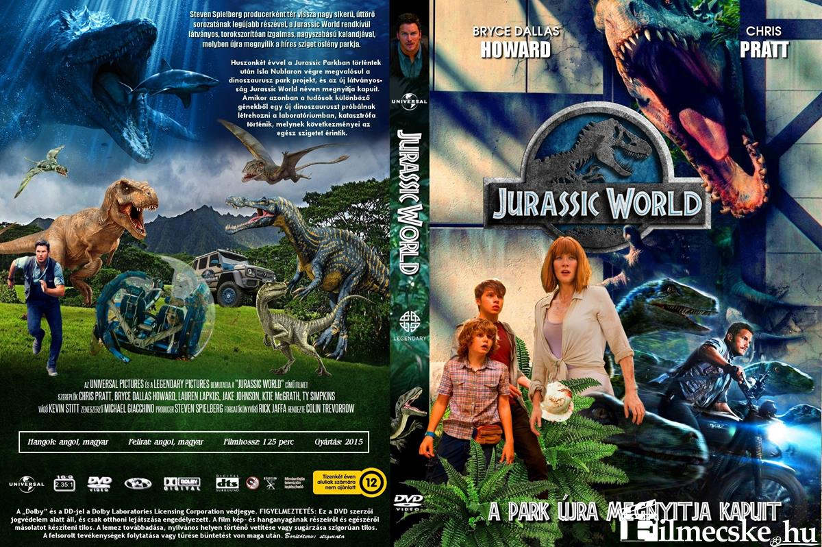 jurassic world Filmecske.hu