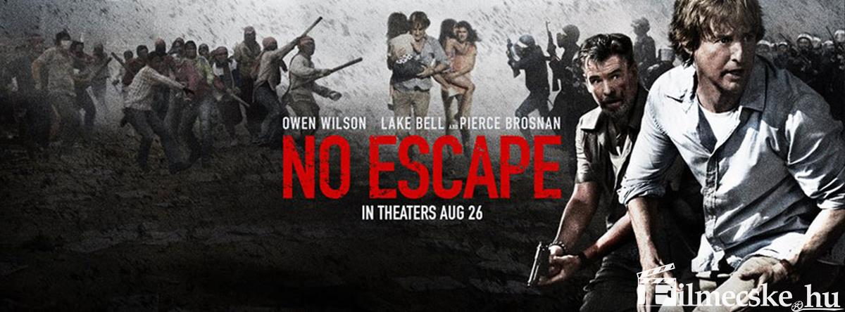 no escape banner Filmecske.hu