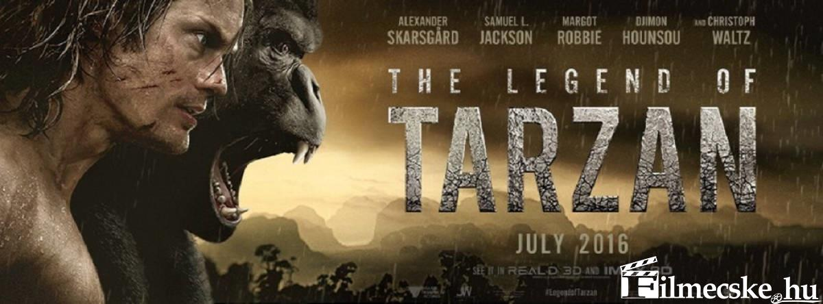 the legend of tarzan Filmecske.hu