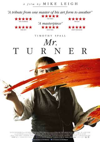 Mr. Turner - online film