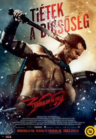 300 - A birodalom hajnala (300: Rise of an Empire) - online film