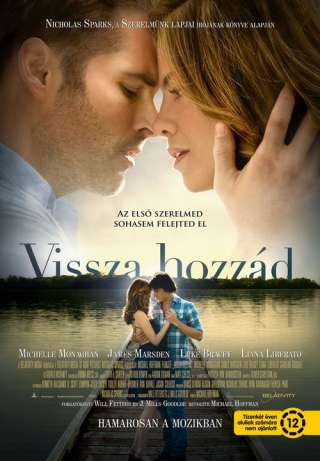 Vissza hozzád (The Best of Me) - online film