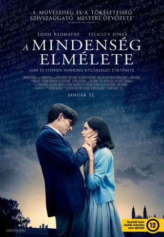 A mindenség elmélete (The Theory of Everything) - online film