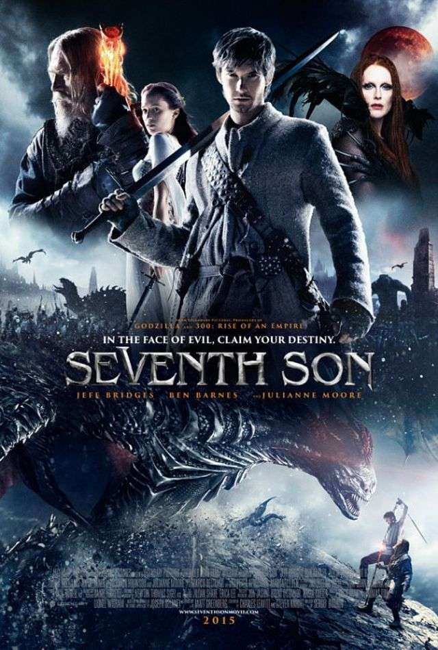 A hetedik fiú (The seventh son) - online film
