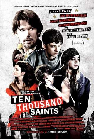 10000 Saints - online film