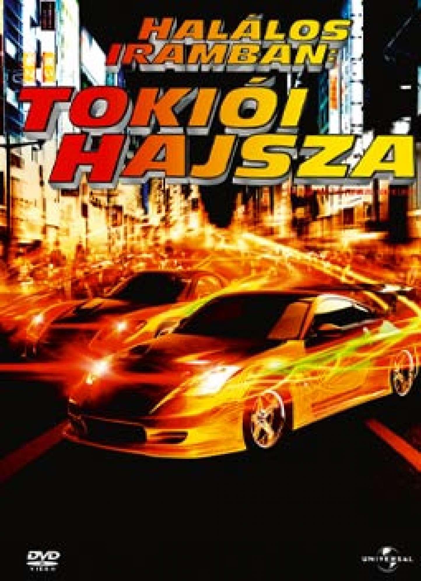 Halalos Iramban 3 Tokioi Hajsza Online Film