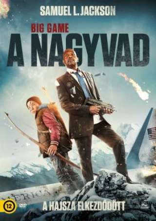 Big Game: A nagyvad - online film