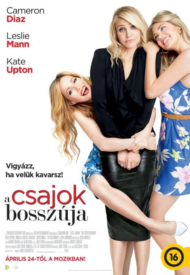 A csajok bosszúja (The Other Woman) - online film