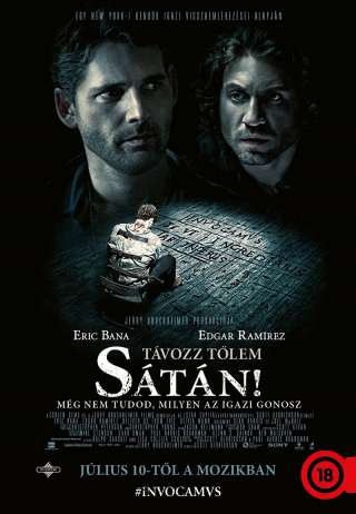 Távozz tőlem, Sátán! (Deliver Us from Evil) - online film