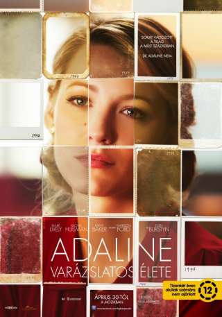 Adaline varázslatos élete (The Age of Adaline) - online film