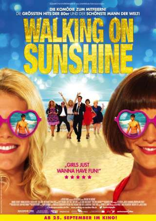 Séta a napfényben (Walking on Sunshine) - online film
