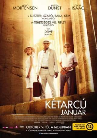 Kétarcú január (The Two Faces of January) - online film