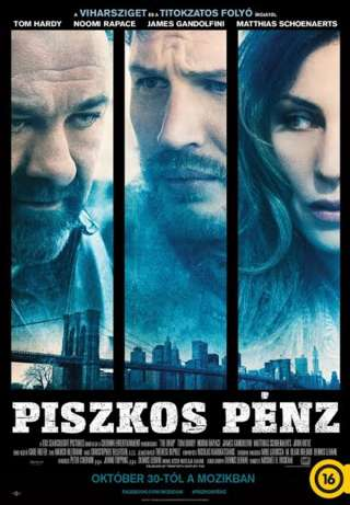 Piszkos pénz (The Drop) - online film