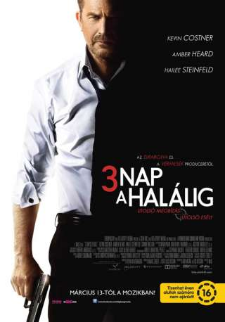 3 nap a halálig (3 Days to Kill) - online film