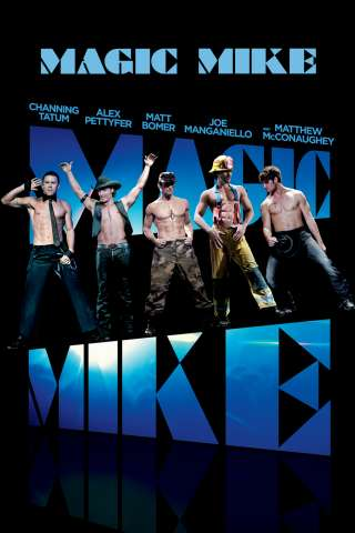Magic Mike - online film