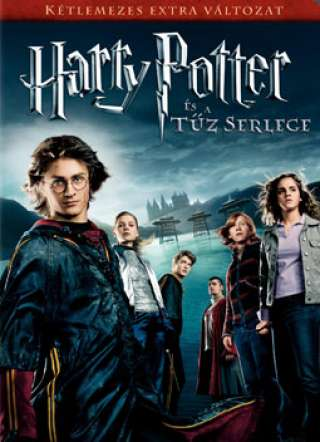 Harry Potter és a Tűz Serlege - online film