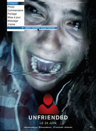 Cybernatural/Unfriended - online film