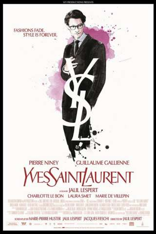 Yves Saint Laurent - online film