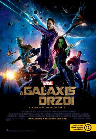 A galaxis őrzői (Guardians of the Galaxy) - online film