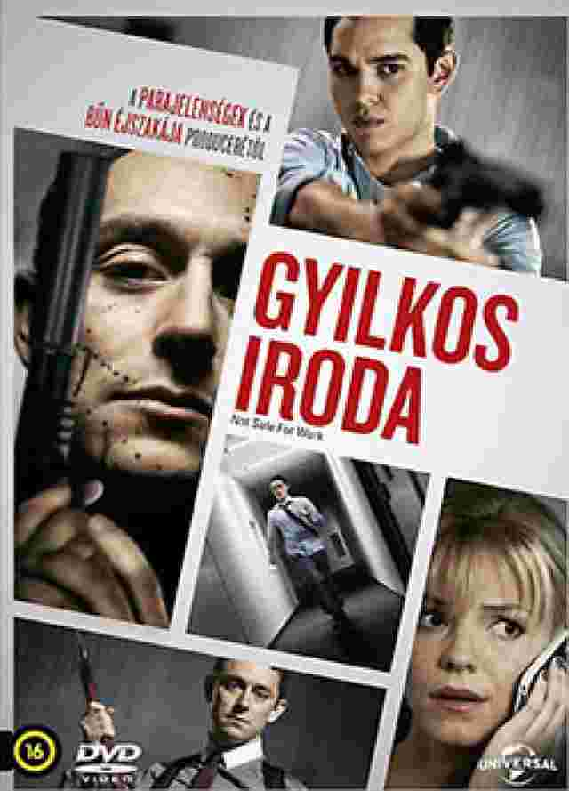 Gyilkos iroda (Not Safe for Work) - online film
