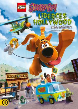 LEGO Scooby-Doo! Lidérces Hollywood - online film