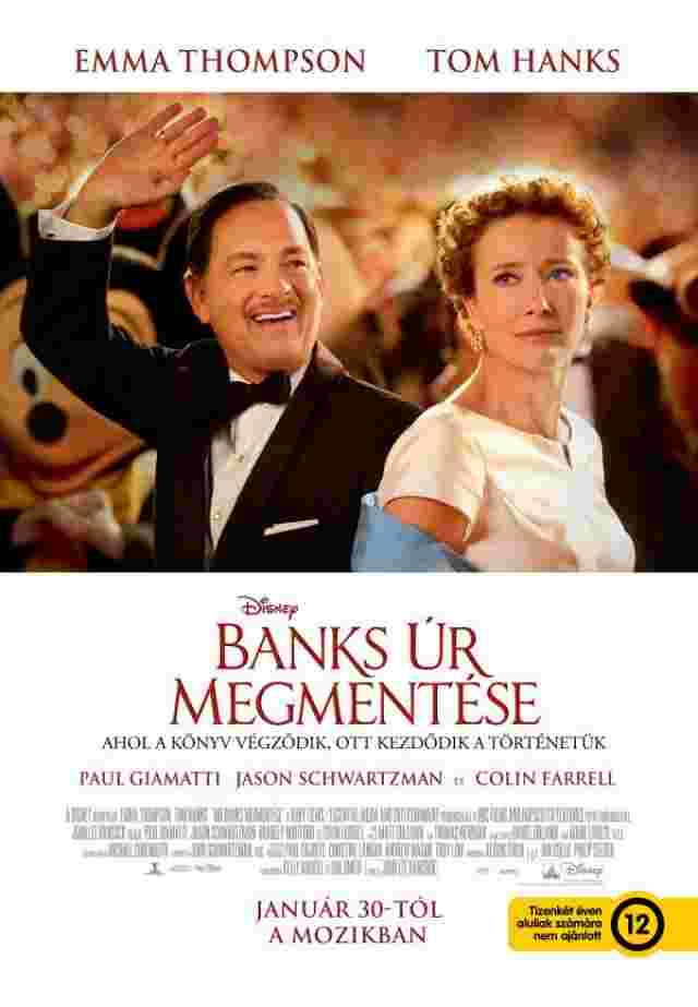 Banks úr megmentése (Saving Mr. Banks) - online film