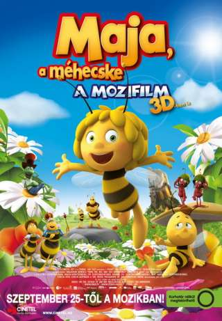 Maja, a méhecske: A mozifilm (Maya the Bee Movie / Die Biene Maja - Der Film) - online film