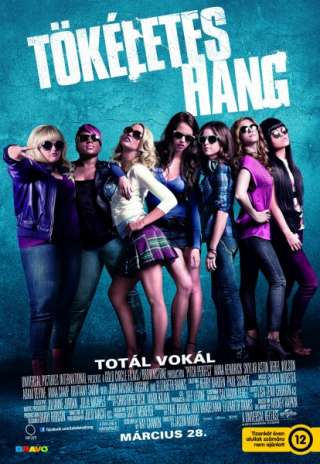 Tökéletes hang (Pitch Perfect) - online film