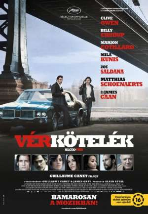 Vérkötelék (Blood Ties) - online film