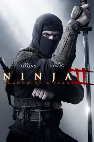 Ninja 2. - A harcos bosszúja (Ninja: Shadow of a Tear) - online film