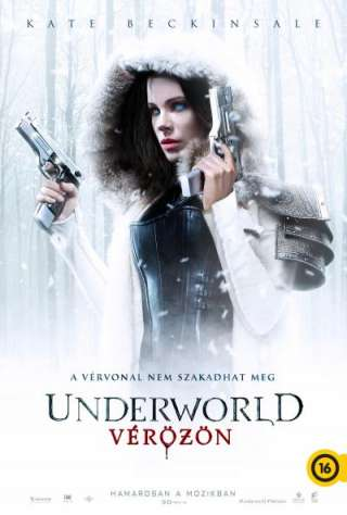 Underworld – Vérözön