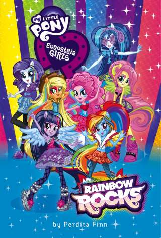 Én kicsi pónim: Equestria lányok (My Little Pony: Equestria Girls - Rainbow Rocks) - online film