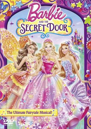 Barbie és a titkos ajtó (Barbie and the Secret Door) - online film