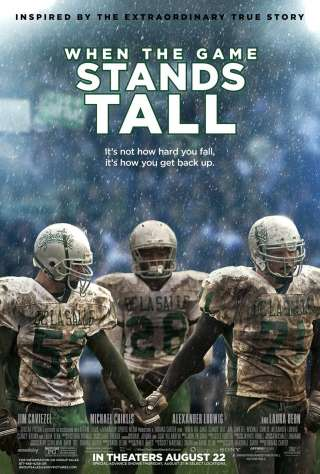 Csapatjáték (When the Game Stands Tall) - online film