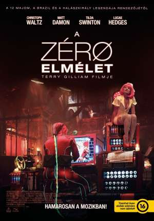 A zéró elmélet (The Zero Theorem) - online film
