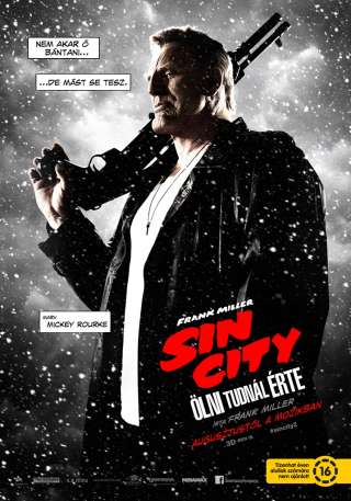 Sin City: Ölni tudnál érte (Sin City: A Dame to Kill For) - online film