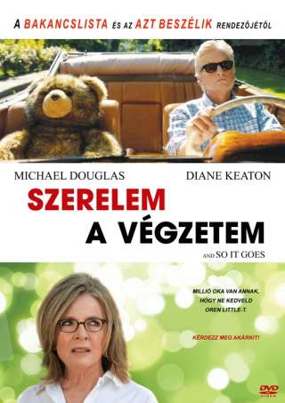 Szerelem a végzetem (And So It Goes) - online film