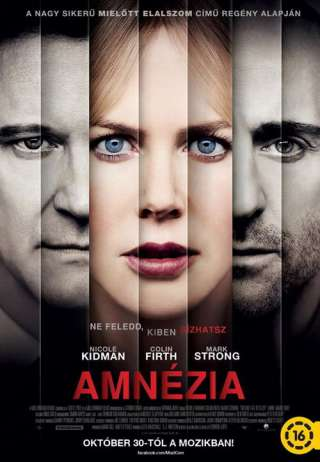 Amnézia (Before I Go to Sleep) - online film