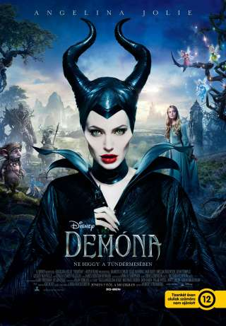 Demóna (Maleficent) - online film