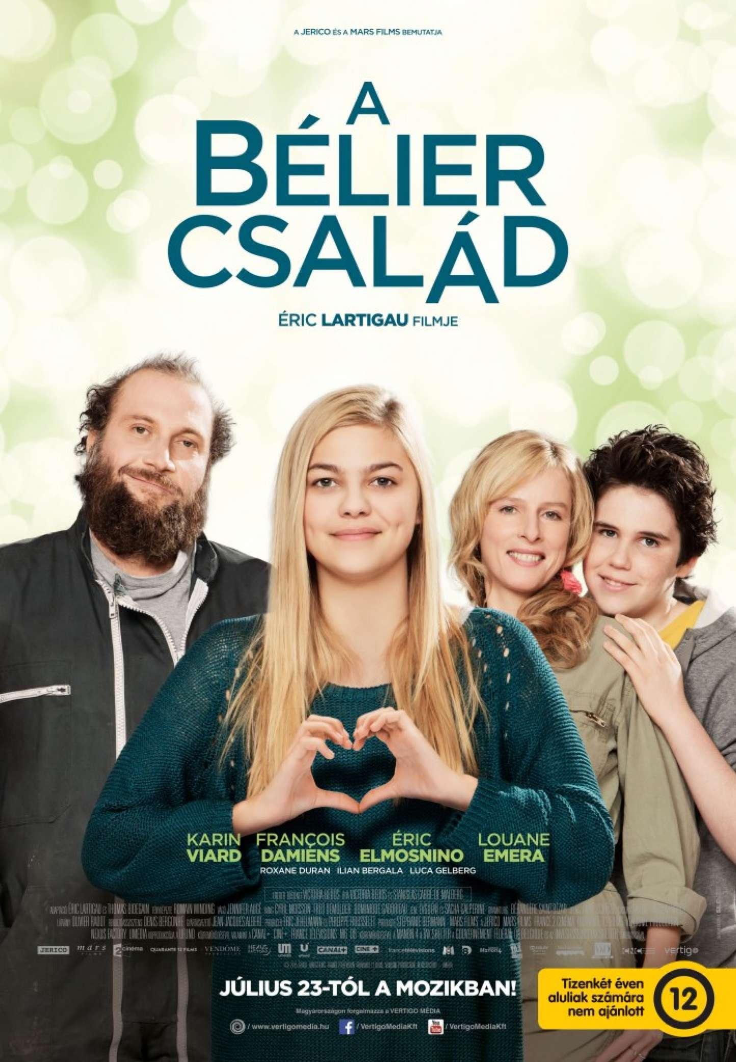 A Bélier család - online film